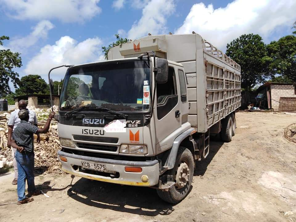 Isuzu FVZ On Sale