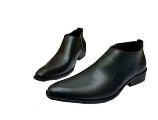 Formal Leather Boots/Official Boots