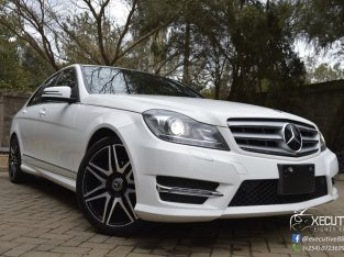 2013 Mercedes-Benz C200 Sport-Plus