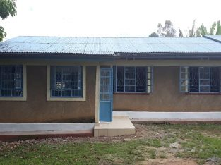 3 bedroom house Kakamega