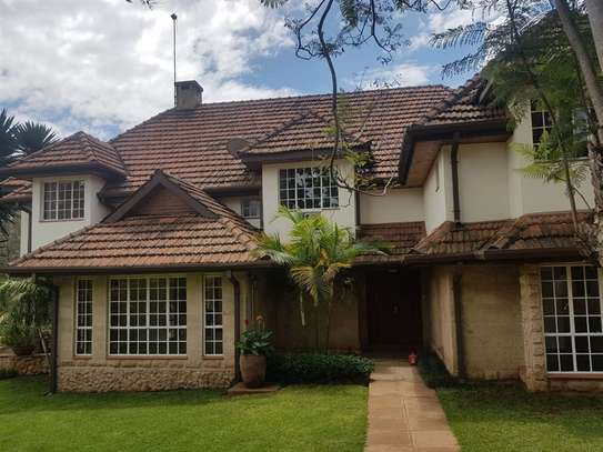 4 Bedroom House For Rent in Karen