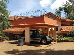 4Bedroom House To Let In Westlands
