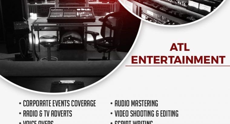 Music & Video Production Services