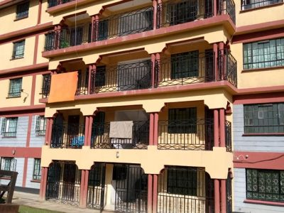 3 bedroom apartment in Kakamega
