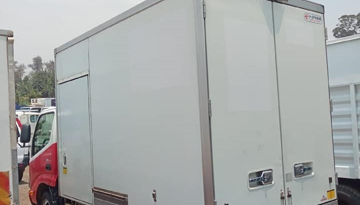 Toyota Refrigerated Truck