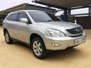 Toyota Harrier vvti
