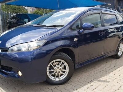 Toyota wish 7seater