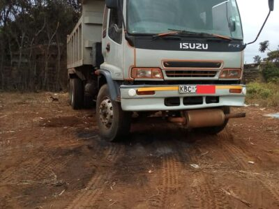 Isuzu FVZ Truck For Sale