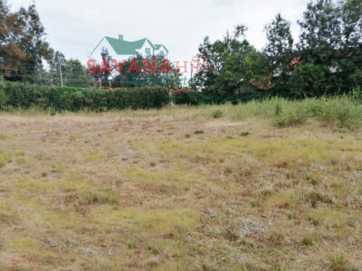 1/2 ACRE PLOT KAREN 31M