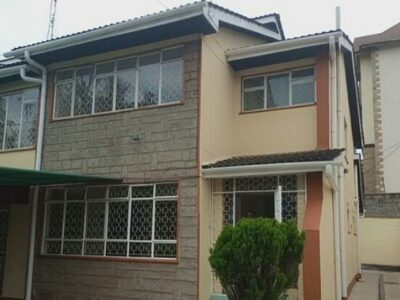 4br Townhouse at Lavington