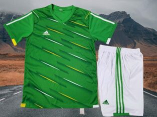Adidas soccer uniform