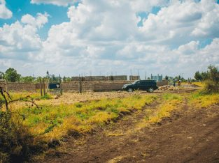 1/8 Acre Plots At Kamulu
