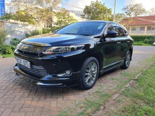 2014 Toyota Harrier ZSU60
