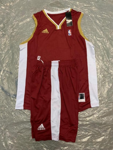 New Basketball Kits